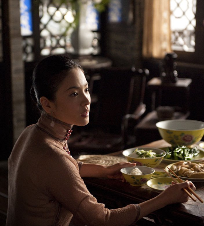 Actress and model Song Hye Kyo in the Grandmaster