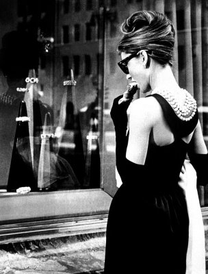 Audrey - Breakfast at Tiffanys