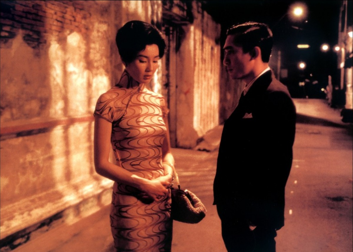 Best Asian cinema - In the mood for love