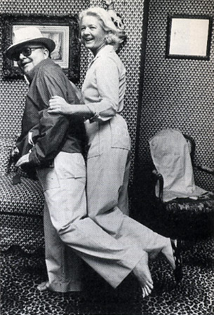 CZ Guest with Truman Capote