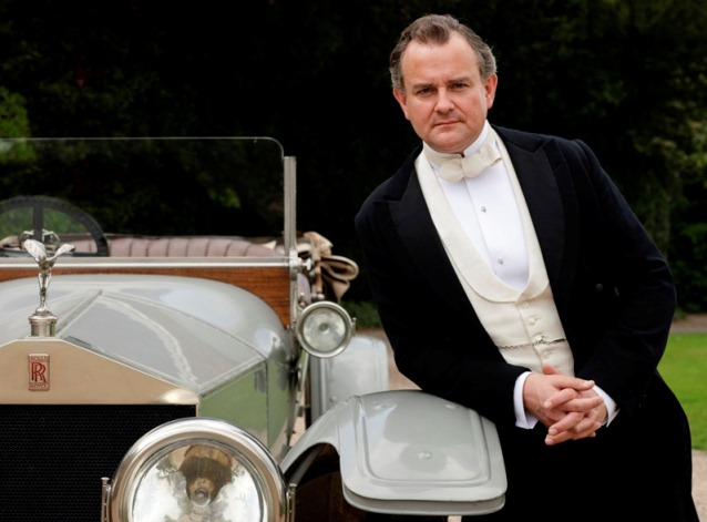 Robert, Lord Grantham - Downton Abbey
