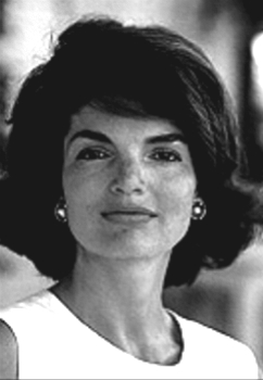 Jackie Kennedy style icon