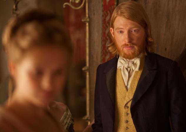 Domhnall Gleeson in Anna Karenina 2013