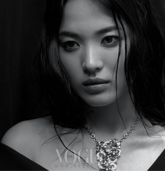 Song Hye Kyo- in Vogue