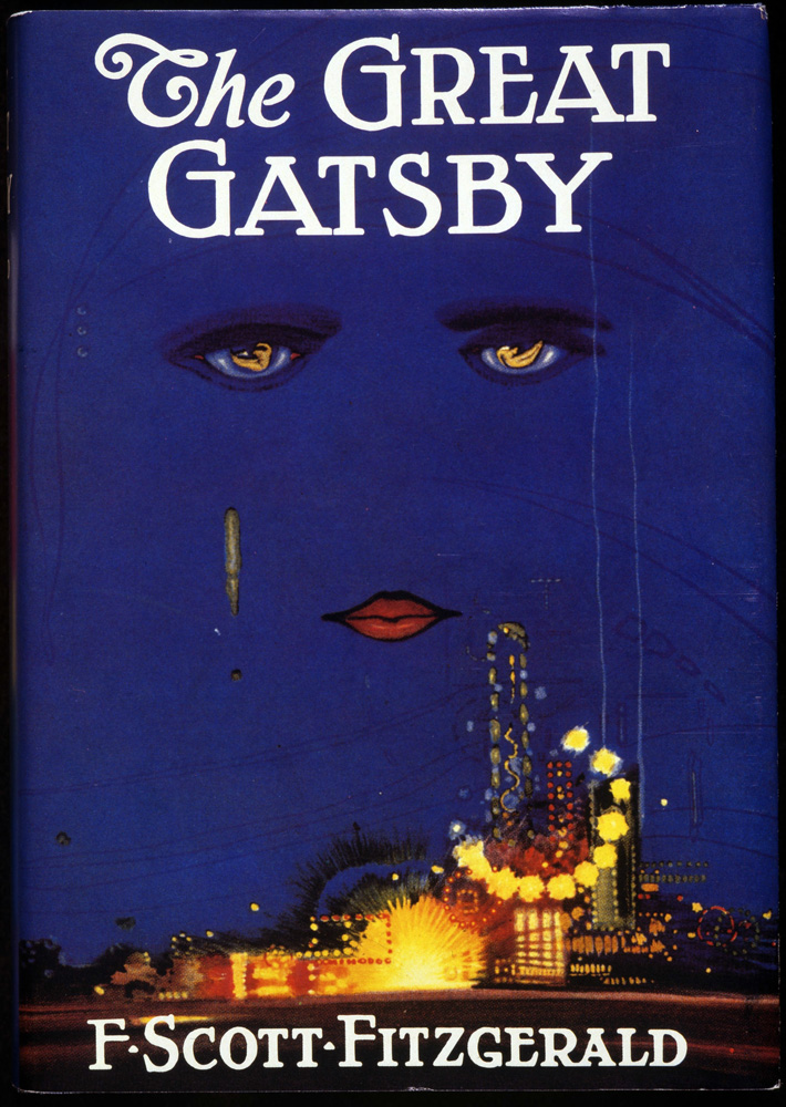 The Great Gatsby F Scott Fitzgerald-myLusciousLife.com-cover