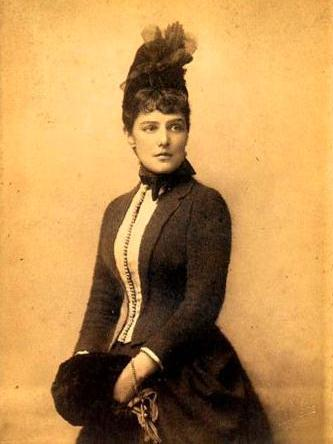 Young Jennie Jerome