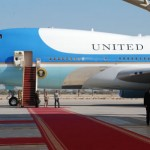 Air Force One - the President's plane