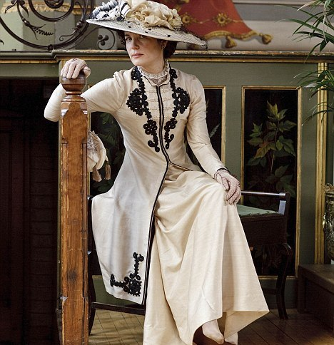 Countess of Grantham in Downton Abbey