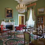 The White House interior