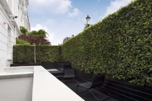 garden - tom ford - house - 26 gilston road chelsea london