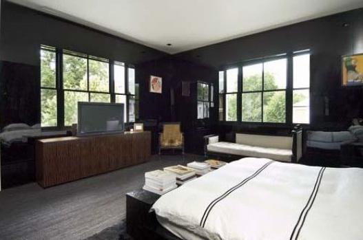 bedroom - tom ford - house - 26 gilston road chelsea london