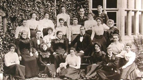 Victorian servants photo