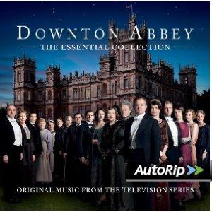Downton Abbey soundtrack music CD