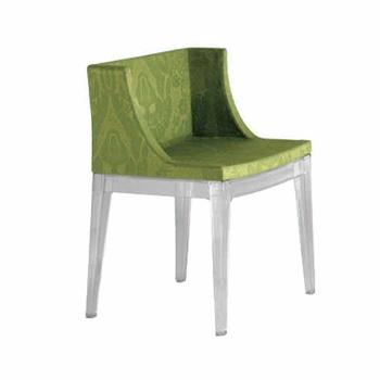Kartell green Mademoiselle Chair