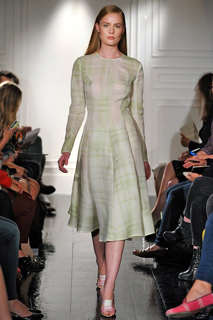 Emilia Wickstead Spring Summer 2013 RTW Collection