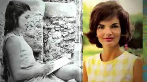 Jacqueline Kennedy in Lilly Pulitzer dress