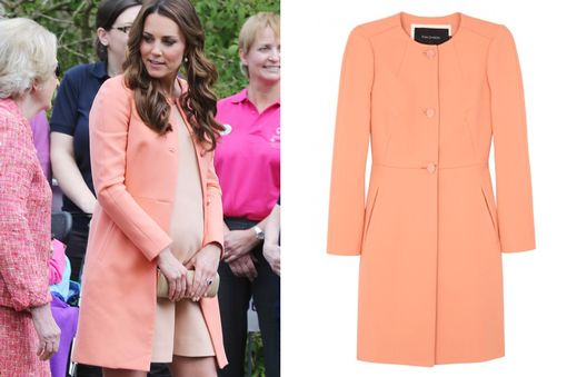 Kate Middleton maternity style
