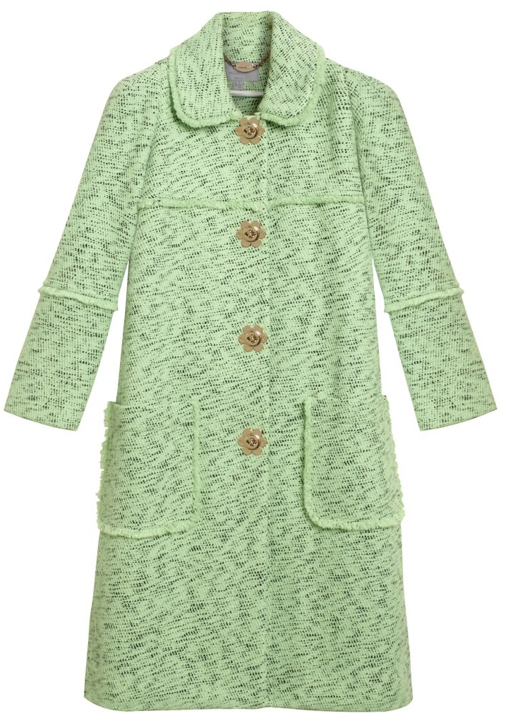 Kate-Middleton-mint green Mulberry-coat