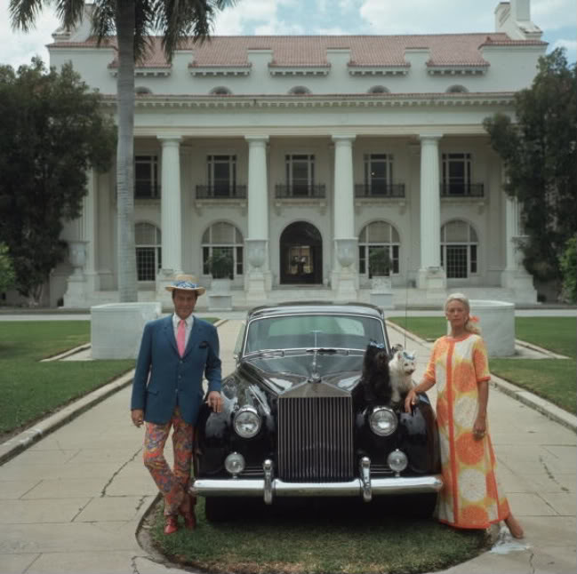 Palm Beach style