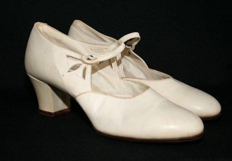 Shoes from the 1920s