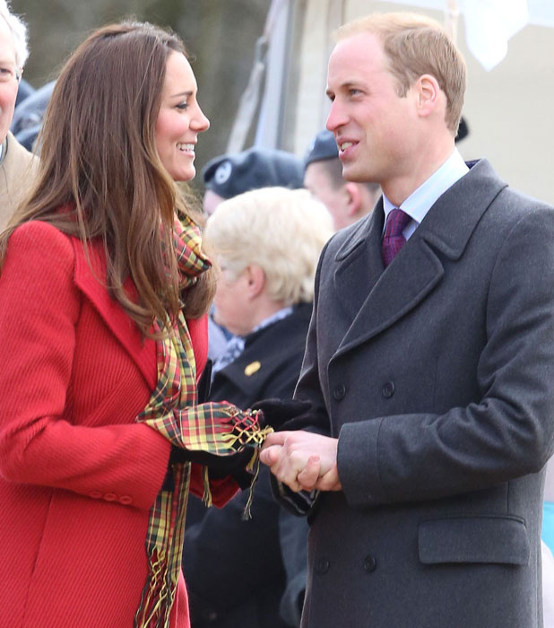 Kate-Middleton-maternity clothes - Armani-Coat
