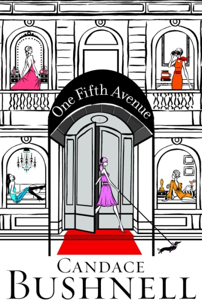 One Fifth Avenue Manhattan immortalized in the book by Candace Bushnell