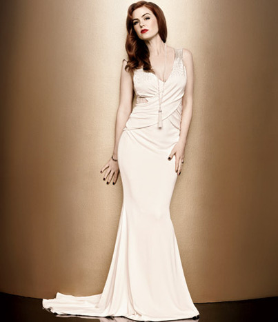Gatsby actress Isla Fisher for Gotham Magazine May-June 2013