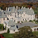 Oheka Castle on Long Island New York - inspiration for Gatsby house