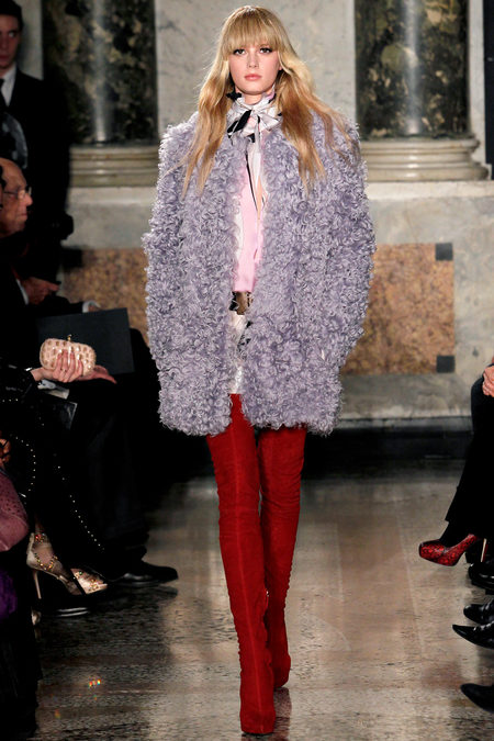 Emilio Pucci Fall 2013 RTW collection