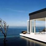 Modern beach homes - style ideas - beach house decor pix