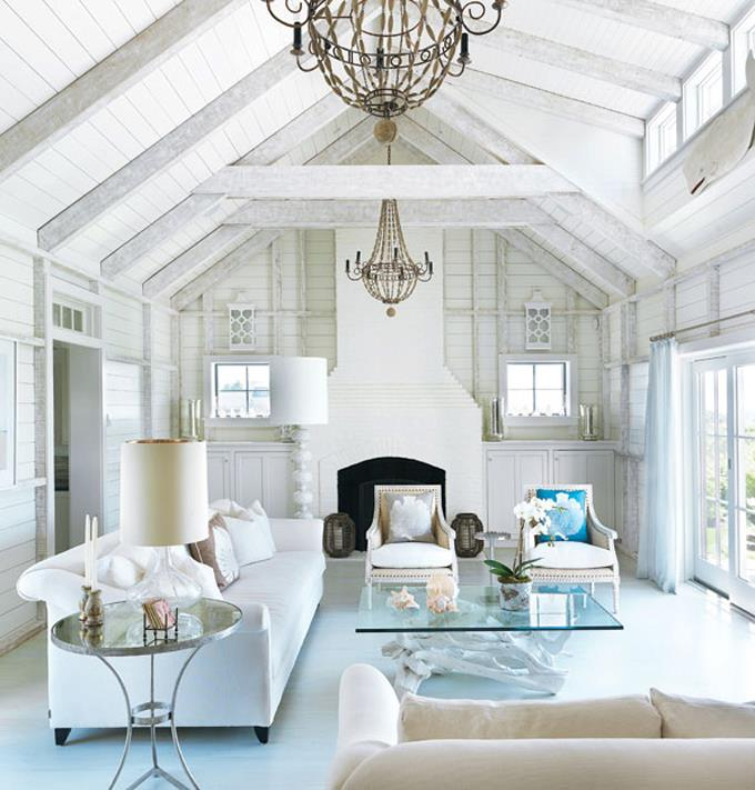 Beach Home Interior Design Ideas: A Beachy Life: Beach House Decor