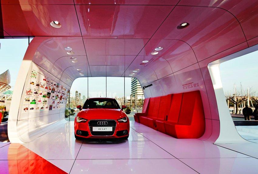 Luxury garage photos