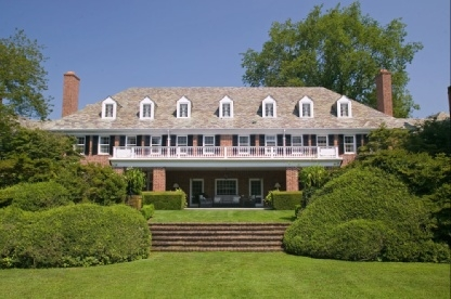 Tory Burch home at 500 Ox Pasture Road Southampton