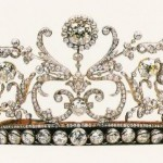 The Grand Duchess Vladimir tiara c 1870 Russian