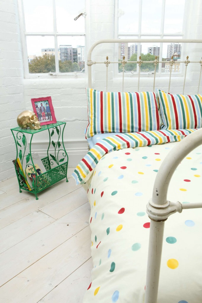 Stripes and polka dots - Emma Bridgewater Polka Dot Double Duvet Cover Set