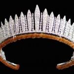 King George III fringe tiara