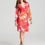Over fifty and fabulous fashion - Jones New York Collection Belted Wrap Dress