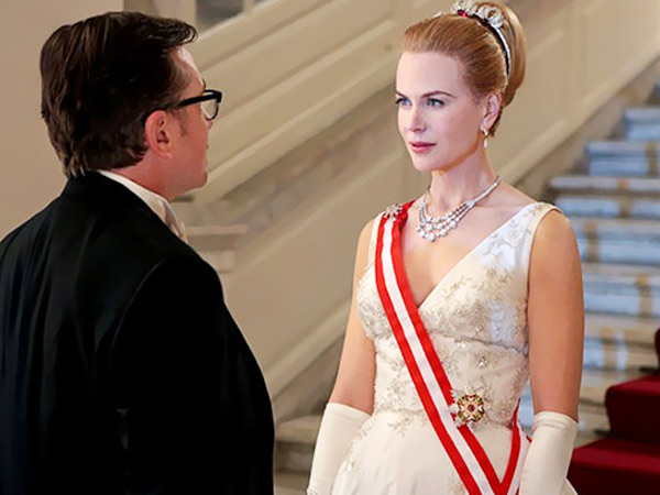 Nicole Kidman plays Grace Kelly
