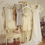 Pretty wardrobe decor