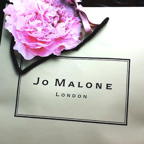 Jo Malone PR gift bag