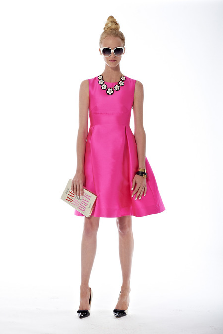 Fashion in 2014: Kate Spade Spring 2014 RTW Collection