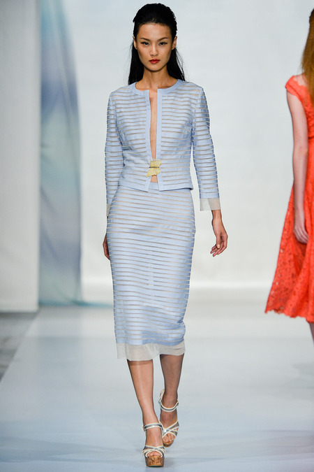 Ladylike: Luisa Beccaria Spring 2014 RTW Collection