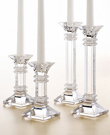 Glamorous Marquis by Waterford Treviso Candlestick