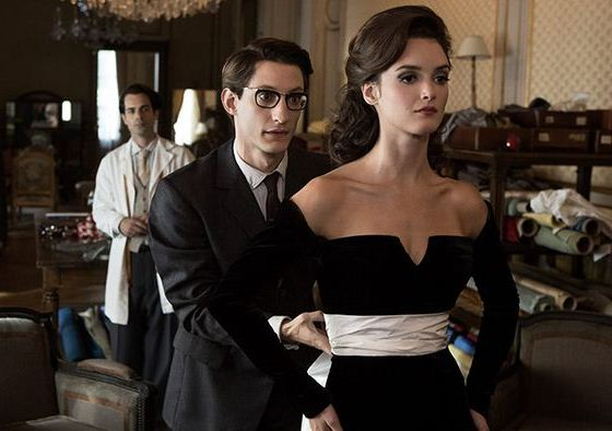 Yves Saint Laurent (2014) movie