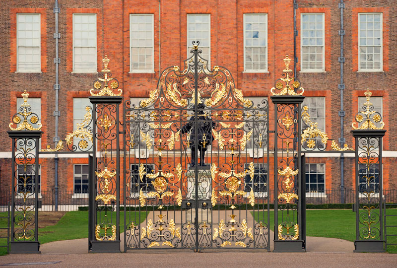 Prince William And Kate Middleton S New Kensington Palace Apartment
