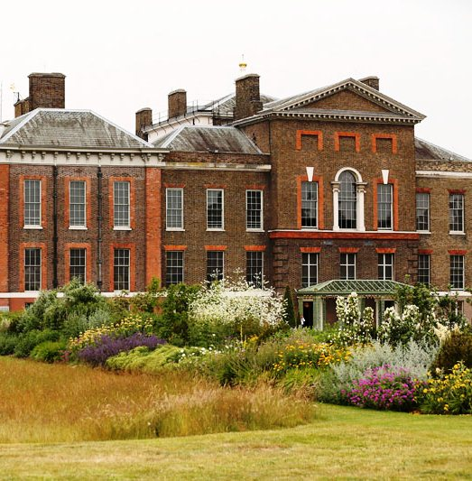 Kensington Palace Apartments: ROYALTY: Kate And William's Kensington Palace Home In