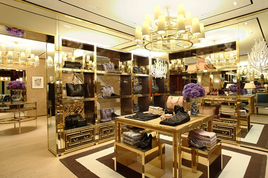New Tory Burch store in Rodeo Drive Beverly Hills