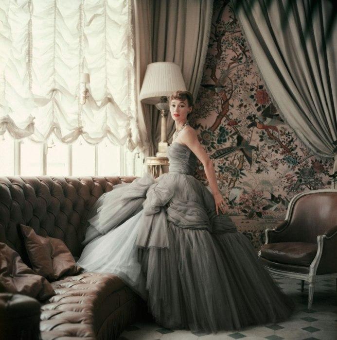 Dior Glamour - Mark Shaw photographs