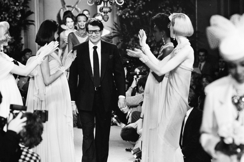 New Yves Saint Laurent films