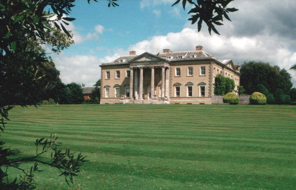 English stately homes: Broadlands